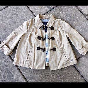 🍁🍂🦊🎃 American Eagle Trench Jacket 🍁🍂🦊🎃